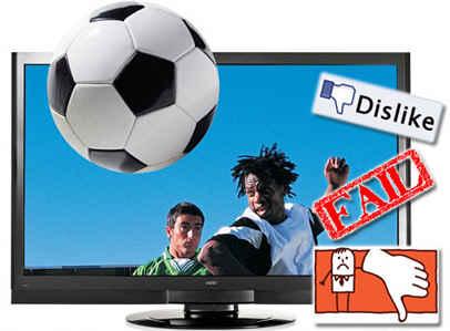 3D TV Flop