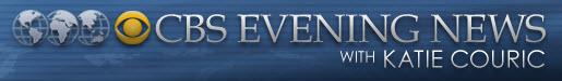 CBS evening news logo