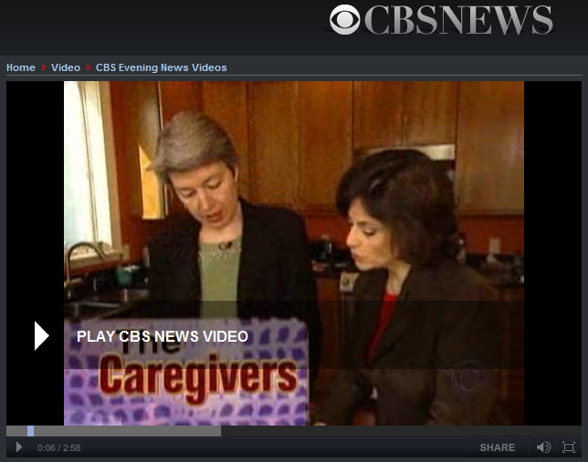 CBSNews caregivers