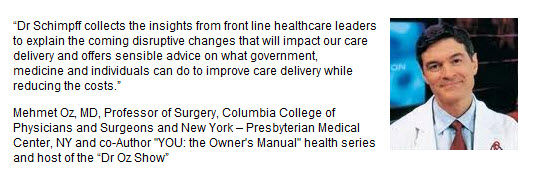 Dr. Oz on Healthcare Delivery