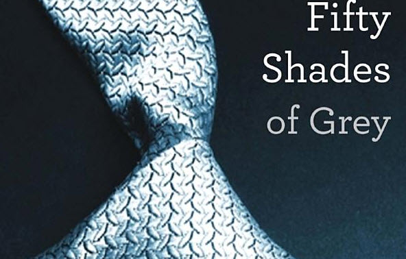 Fifty Shades of Gray cover