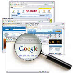 Home Care Blogging helps google search