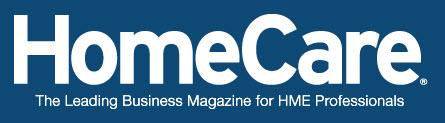 Home Care Magazine logo
