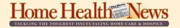 Home Health News, Tim Rowan's Home care Technology Report