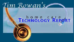 Home Care Tech Report Sign-up
