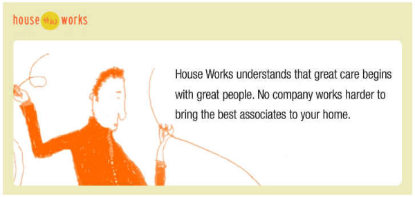 House Works Logo