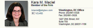 Kara Maciel contact info