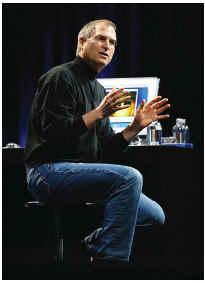 Steve Jobs Presentation Expert