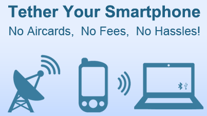 Tether Your Smartphone