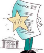 home care invoice