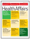 Health Affairs Cover