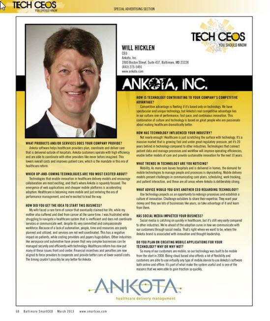 SmartCEO Top Tech CEOs
