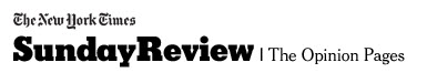 NY Times Sunday Review logo