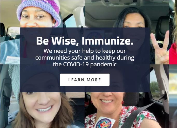Be-Wise-Immunize