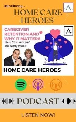 Home Care Heroes Caregiver