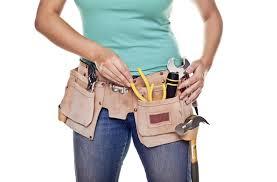 Carpenter woman