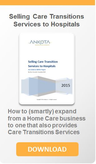 How to Sell Care Transitions to Hospitals