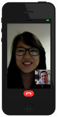 Secure Video Chat