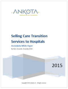 Selling Care Transition Services to Hospitals Cover