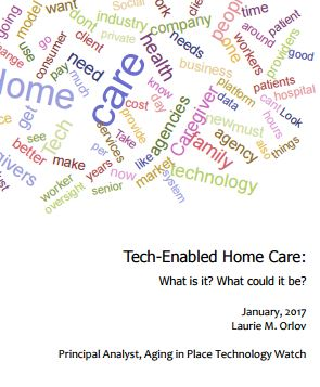 Aging in place tech guru laurie orlov perspectives on tech enabled ankotas latest ebook blueprint for the next generation of healthcare at home malvernweather Gallery