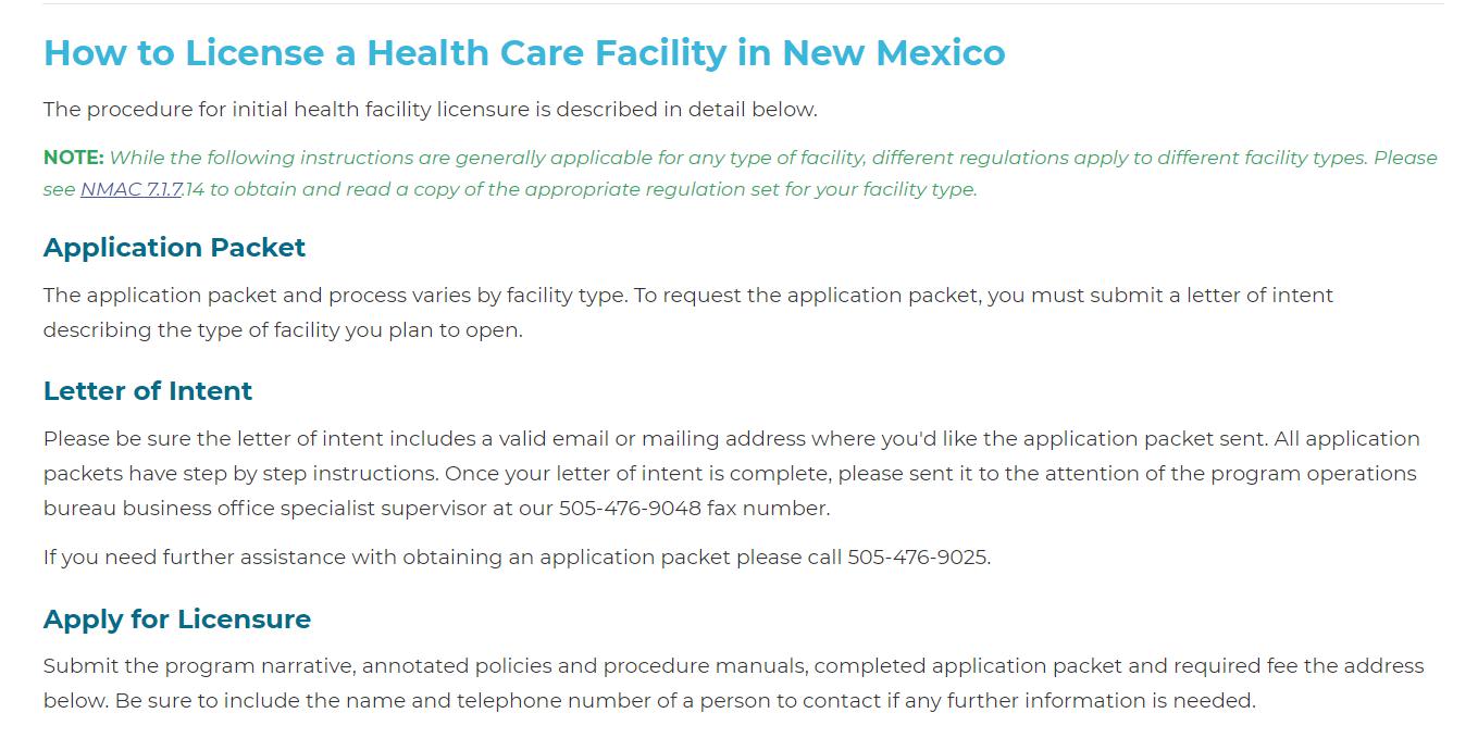New Mexico Home Care