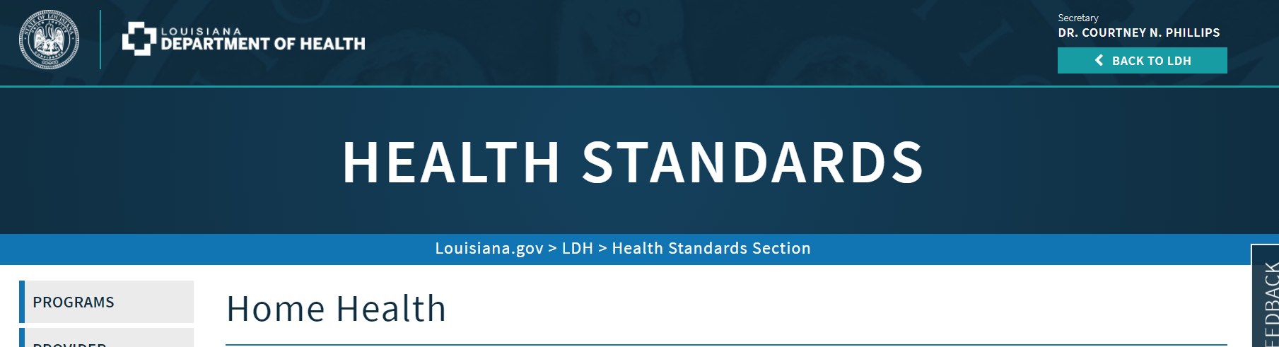 Louisiana Home Health