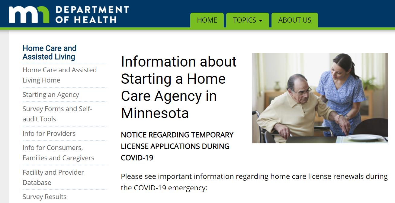Minnesota Home Care