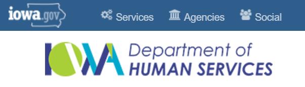 Iowa Department of Human Services EVV