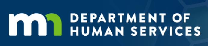 Minnesota Department of Human Services EVV