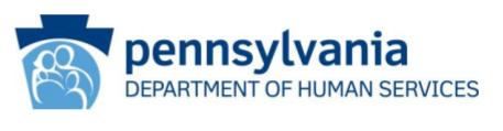 Pennsylvania Department of Human Services EVV