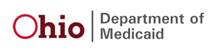 Ohio Medicaid EVV
